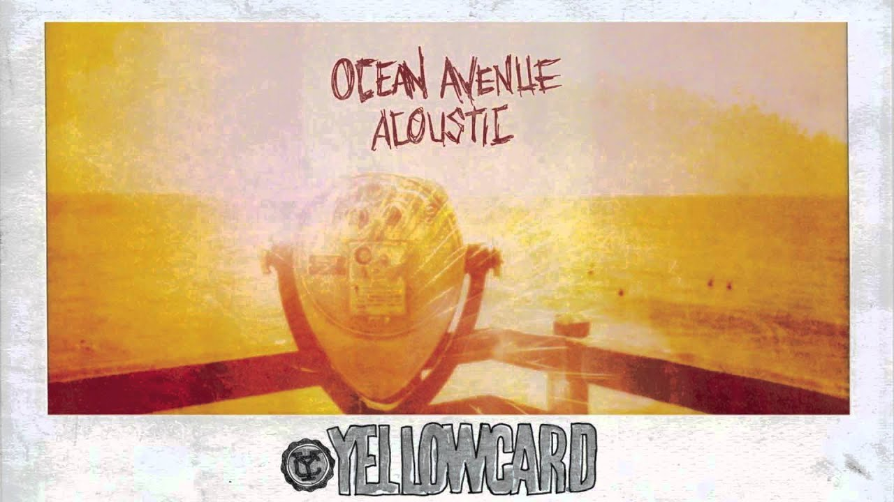 Yellowcard Back Home Acoustic Chords