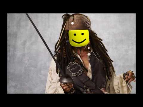POTC - He's a Pirate, but every sound is replaced with the roblox death sound (original)