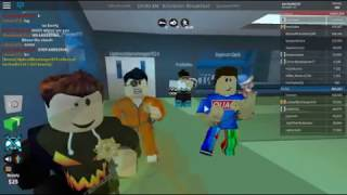 I GOT INTO A GAME WITH KREEKCRAFT!!!!!!!! | Jailbreak Roblox