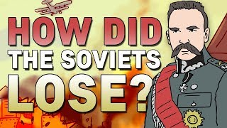 How did the Soviets Lose to Poland? (1919-1921) | Animated History