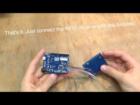 Unlock your Mac/PC with Arduino RFID Card