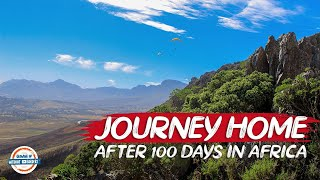 Soaring Above Cape Town - A Grande Finale To An Epic African Adventure | 90+ Countries with 3 Kids