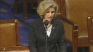 Once Pro-life Rep. Kathy Dahlkemper Speaks on House Floor