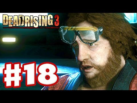 Dead Rising 3 - Gameplay Walkthrough Part 18 - Psycho Lazy Rich Dude (Xbox One Day One 2013)