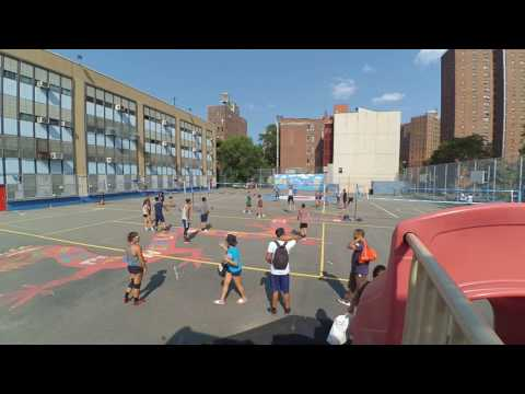 2017 - New Life Now Volleyball Tournament #2 - Finals