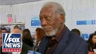 Morgan Freeman's team accuses CNN of defamation