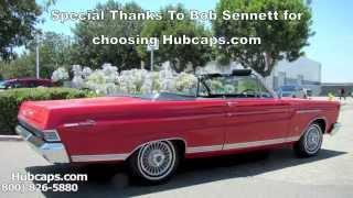 Customer Car Showcase - 1965 Mercury Comet Hub Caps - Hubcaps.com