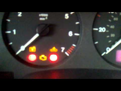 Vauxhall Zafira 1 8 16v Fault Codes Mike Bellhouse Youtube