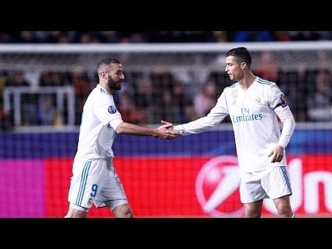 Cristiano Ronaldo Dá Assistência E Benzema Faz Quarto Do Real Contra APOEL