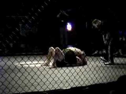 Memphis Judo and Jiu Jitsu - Doug Larson MMA Fight #2