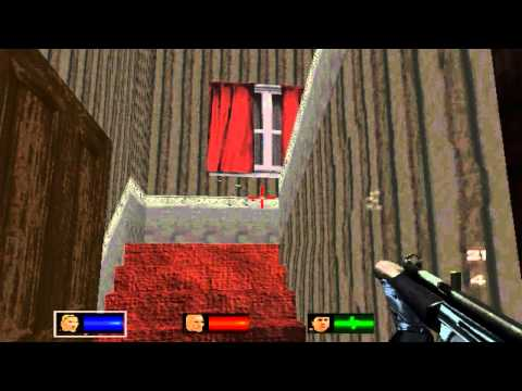 tom clancy rainbow six 1998 how to play