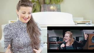Cover images Vocal Coach Reacts to Adele - When We Were Young (Live at The Church Studios)