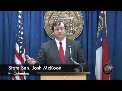 State Sen. Josh McKoon Shares Expungement Reform Study Committee Findings