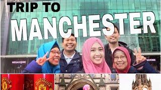 Trip to Manchester : OLD TRAFFORD & CITY COUNCIL     #VLOGMEGAMENTARI 2    Anggita Mega Mentari