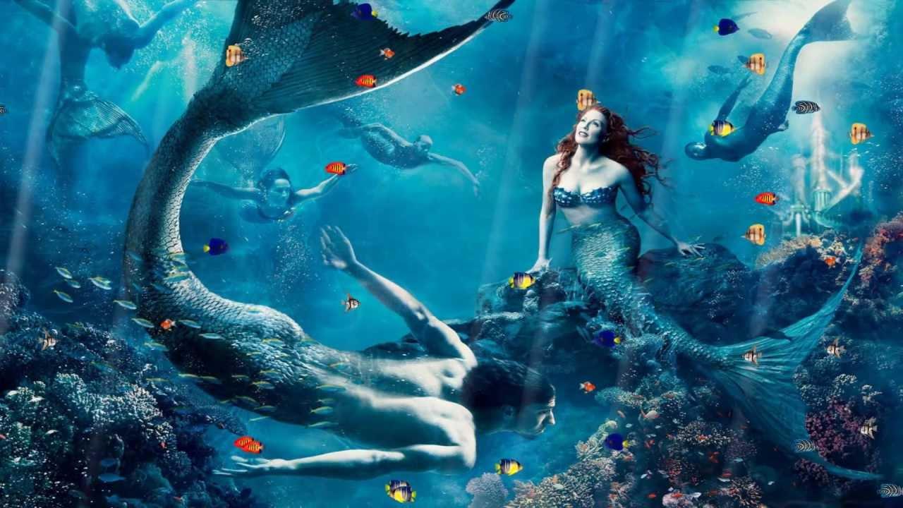 mermaid facts