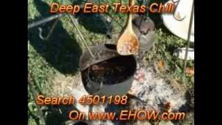 Deer Camp Chili