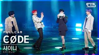 [안방1열 직캠4K] 샤이니 'CØDE' 풀캠 (SHINee Full Cam)│@SBS Inkigayo_2021.03.07.