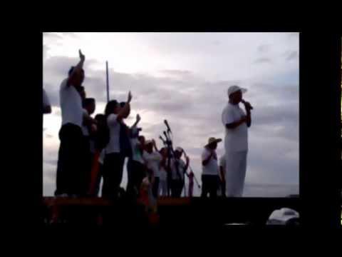 EL SHADDAI walk of faith 2012