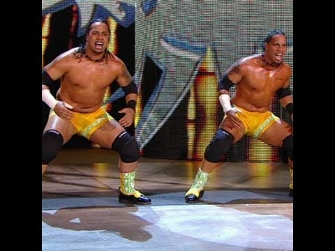 The Usos' new entrance theme is
