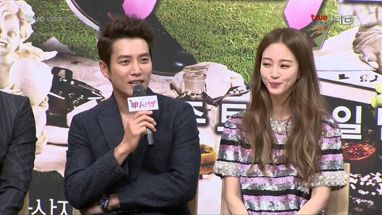 Han ye seul dan joo sang wook dating