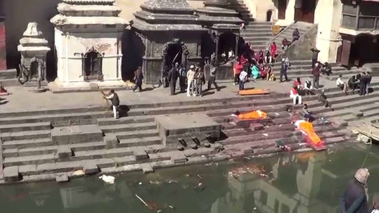Pashupatinath Temple - Kathmandu, Nepal - YouTube