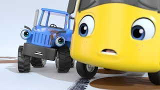 Buster el Autobús y mas Canciones de Little Baby Bum | Dibujos Animados | Little Baby Bum en Español