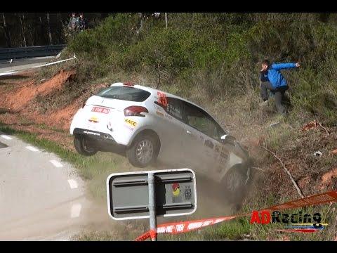 Rally Ciutat d'Igualada 2017 | Crashes & Maximum Attack | ADRacing