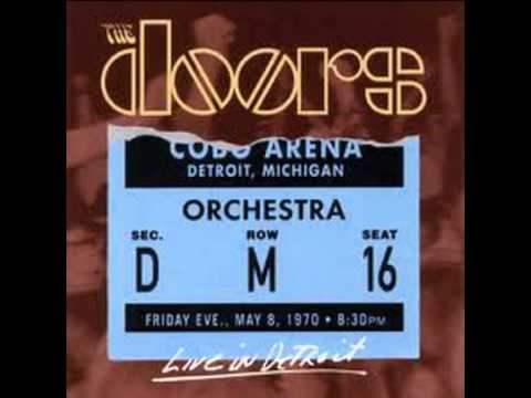 The Doors live in Detroit Full concert