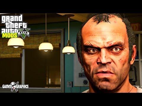 GTA 5 - STORYMODE WITH MODS & GRAPHICS (PT.3)