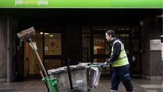 Jobcentre sanctions: 'Your money is stopped, you go into freefall'