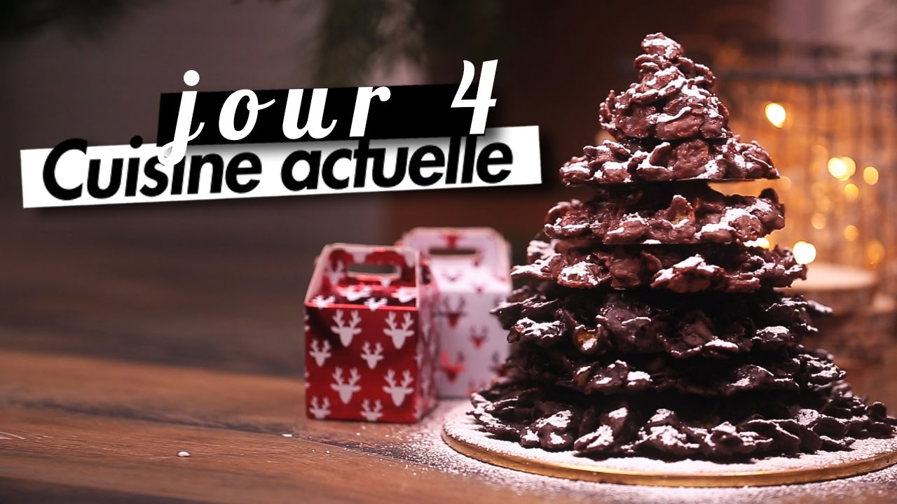 recette de no l le sapin rose des sables youtube. Black Bedroom Furniture Sets. Home Design Ideas