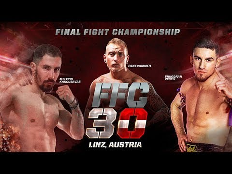 FFC 30: Kickboxing highlights