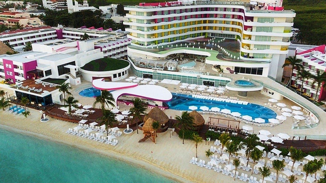 Temptation Cancun Resort and Temptation Caribbean Cruise ...