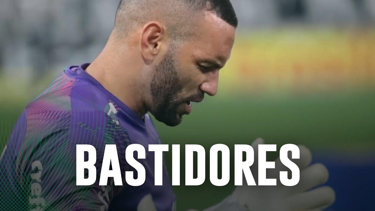 BASTIDORES - Corinthians x Palmeiras - FINAL PAULISTA 2020 - YouTube
