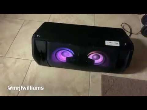 LG DUAL 5 - 1/4 WIRELESS PARTY SPEAKER Bluetooth! 220W