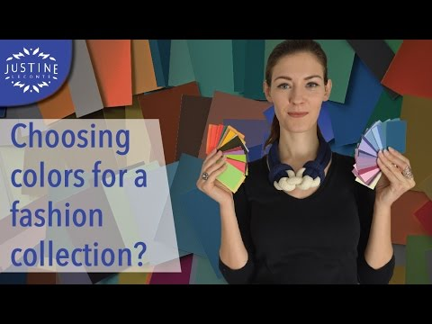 How To Choose Colors For A Fashion Collection Find Your Color