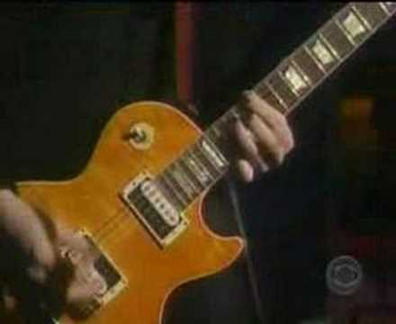 A Perfect Circle - The Hollow (Live on Letterman)