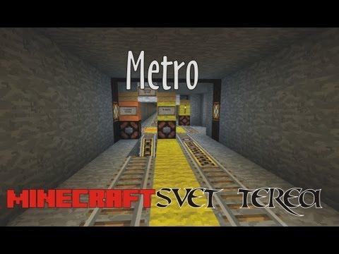 Minecraft - Terea Metro