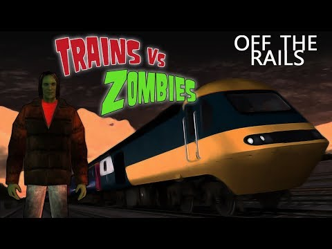 Off the Rails! | Halloween 2017 - Trains Vs Zombies Part III