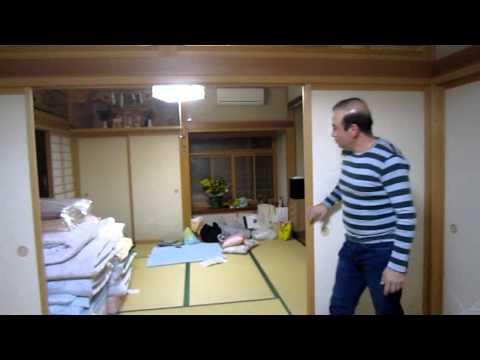 Zemini De Ahşap Geleneksel Japon Evlerinde Yasam--- Ümit Sevinç Japonya Sunumları---