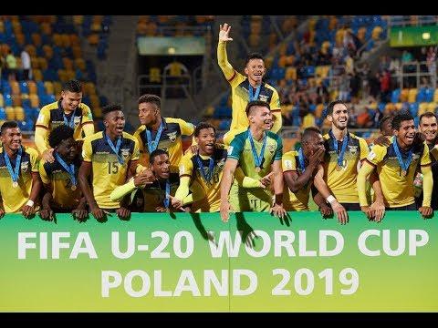 Ecuador vs Italia Mundial Sub 20 Tercer Lugar PREMIACIÓN