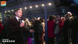"""حول العالمفن و منوعات  إخلاء مطار لندن-سيتي ومعالجة 27 شخصا بعد """"حادث كيميائي"""""""