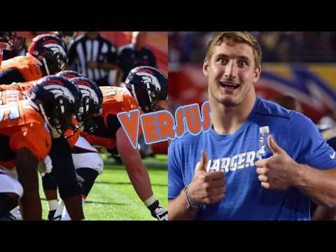 Broncos vs Chargers 2016 picks and predictions Predictions