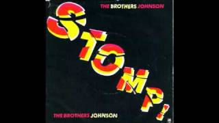 The Brothers Johnson - Stomp! [Extended Version]