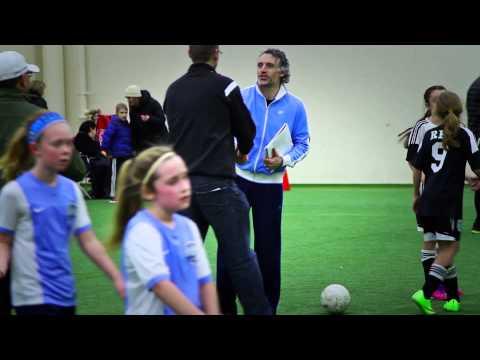 NSCtv February 20th, 2015: Four Score Soccer & MN United FC Training