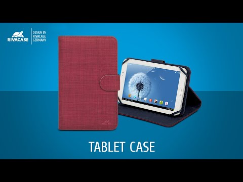Tablet cases 3312, 3314, 3317