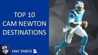 Cam Newton Rumors: Top 10 NFL Teams The Panthers QB Could Play For In 2020 Via Trade Or Free Agency