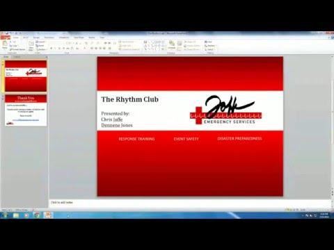 The Rhthym Club - AED Reseller Program