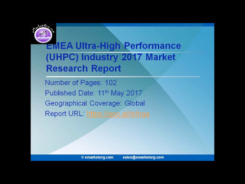 Ultra-High Performance Concrete Market (UHPC) 2017 EMEA Share, Trend and Opportunities