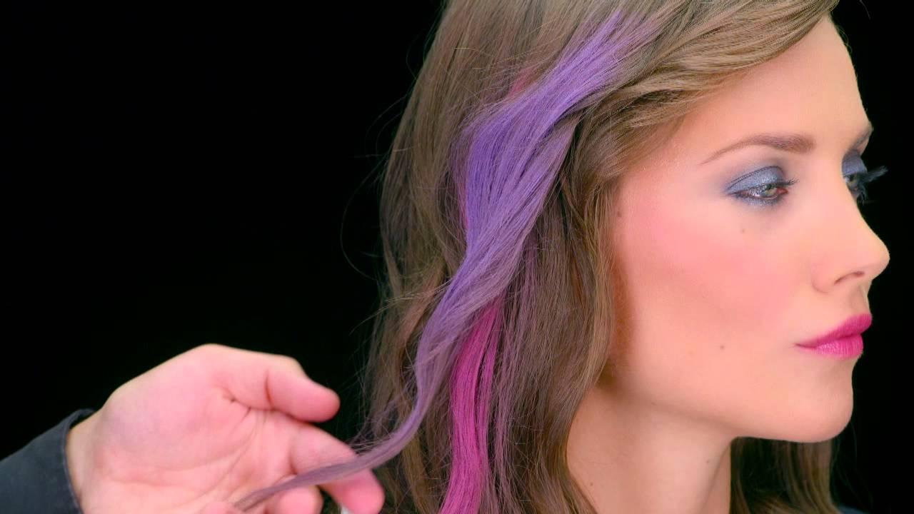 Mascara cheveux couleur ephemгёІe